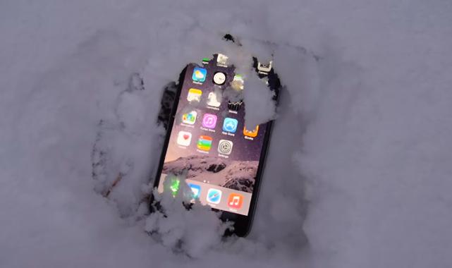 dims - Ištirpus sniegui ištirpo ir Iphone ekranų keitimo kainos!